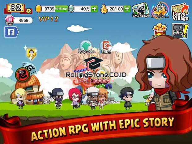 download-dan-cara-instal-ninja-heroes-apk