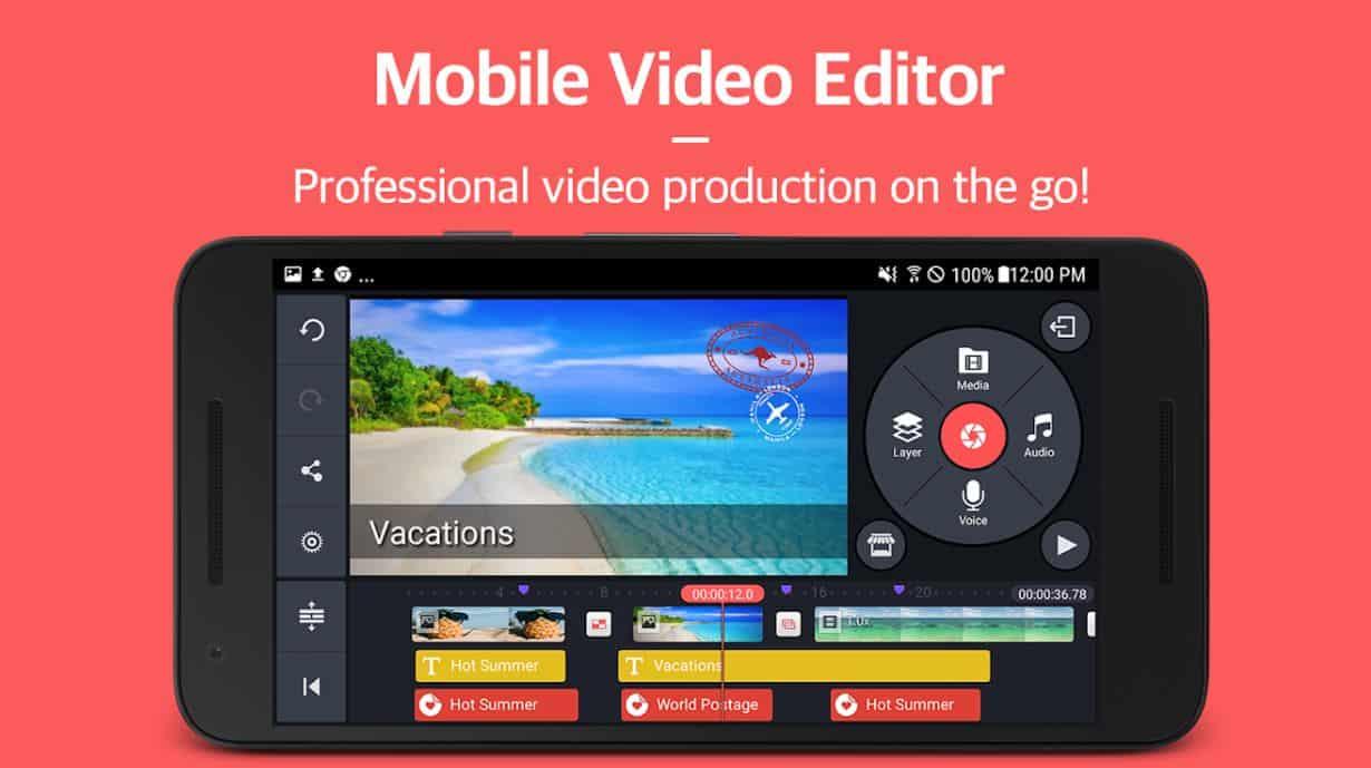 Kinemaster Pro Mod Apk Premium Tanpa Watermark Dan Root