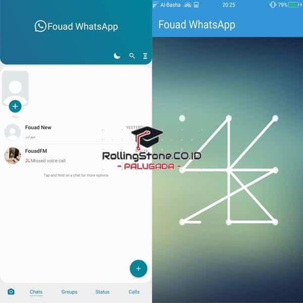 Perbedaan-WhatsApp-Original-dan-Fouad