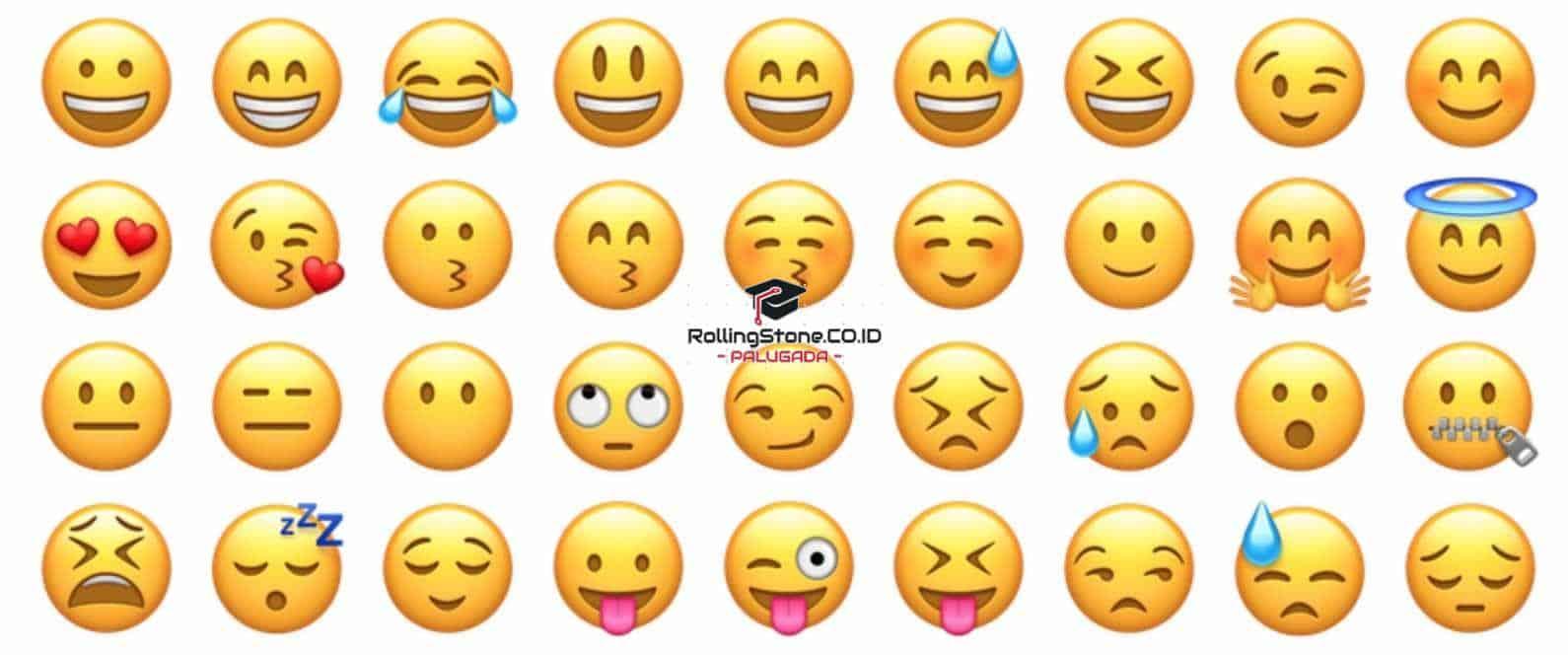 Variasi-Pilihan-Emoji